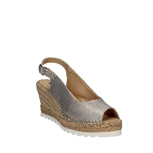 Mulheres Das Sandálias Chaves Prata De x07nFwTq5