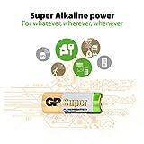 Batterien 23A (A23 / MN21 / V23GA / MS21) 12V Batterie, Alkaline High-Voltage, Spannung 12 Volt, 10 Stück (Batterien einzeln entnehmbar) im Multipack (GP Batteries Test