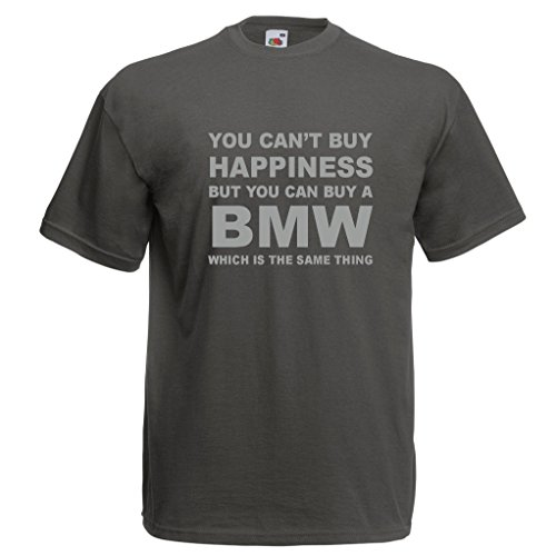 you-cant-buy-happiness-but-you-can-buy-a-bmw-funny-t-shirt-sizes-s-xxl-various-colours