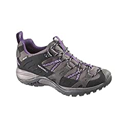 Merrell Womens Siren Sport Black Perfect Plum 6 D(M) US