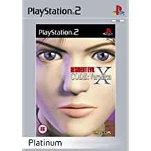 Resident Evil Code: Veronica X - Platinum (PS2) by Capcom