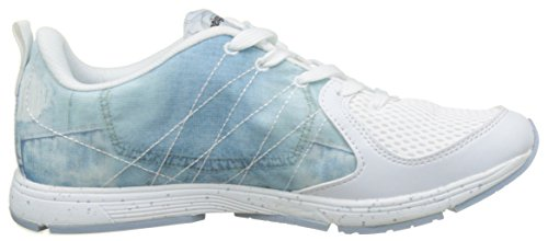 Execução Azuis Jeans Mulheres 2 Shoes lite x Desigual Y 0 5006 Sapatos zzcrW8T
