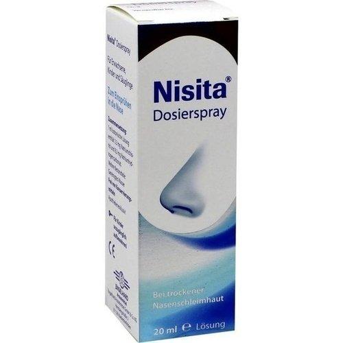 Nisita Nasenspray, 20 ml