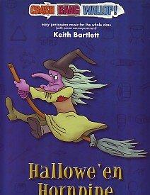 h,Bang,Wallop! - Hallowe'en Hornpipe - Score/Parts (Percussion + CD) ()
