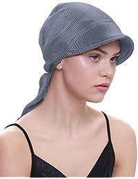 Amazon.it  cappello grigio - Deresina Headwear  Abbigliamento 693e9c5e108e
