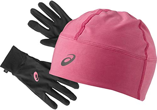 ASICS Performance Pack - Winter Beanie Plus Handschuhe - Large