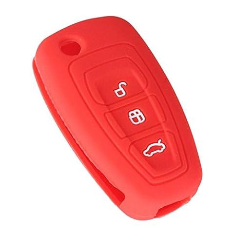 Happyit Housse de Protection à Télécommande à Clé de Voiture