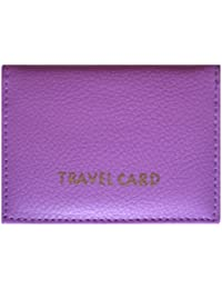Ladies / Gents Faux Leather Travel / Oyster / Credit / Debit Card Holder