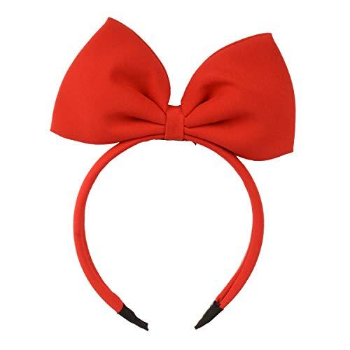 Hoshin Haarband mit Schleife, Kopfschmuck für Frauen und Mädchen, perfektes Haarzubehör für Party und - Holloween Kostüm Zu Machen
