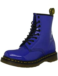 Dr. Martens 1460 Patent 11821409-3 - Botas fashion de charol para mujer
