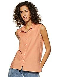 c5e72e6429088b Cherokee by Unlimited Women s Button Down Shirt