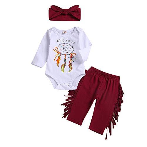 Berrose-Baby Lange Ärmel Windspiele Brief Spielanzug Dreiteiliger Anzug-billige kinderkleidung günstige babysachen kinderanziehsachen Kleidung kindersachen kaufen babymode
