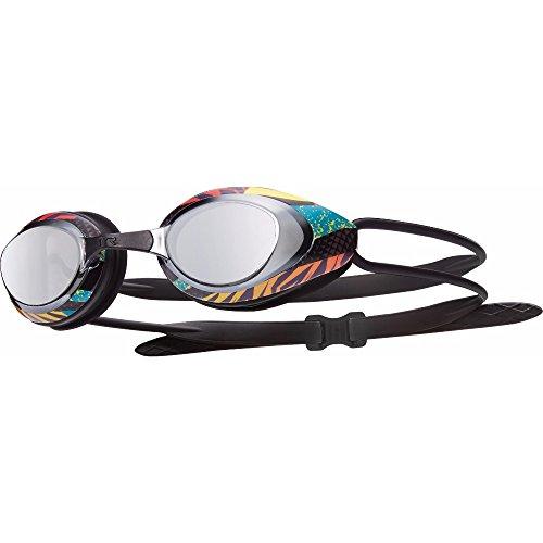 TYR Erwachsene Blackhawk Miroir Prelude Schwimmbrillen, Mehrfarbig Smoke, One Size (Tyr Swimwear Männer)