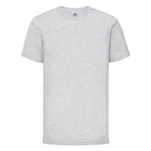 4b07e63a34f97 Fruit of the Loom - Camiseta básica de Manga Corta para niño niña Unisex -