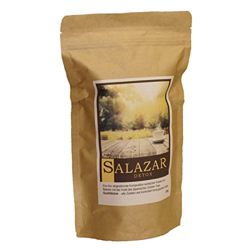Salazar Detox Tee 200g Aromapack | Die perfekte Ergänzung zu gesunder Ernährung