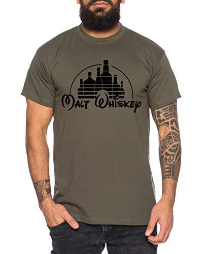 Whiskey II Herren T-Shirt Cooles Walt lustiges Fun Shirt, Größe:M, ()