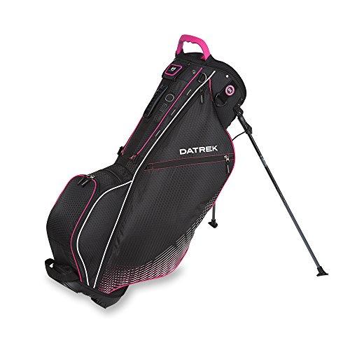 datrek-unisex-go-lite-hybrid-stand-bag-black-pink-silver-one-size