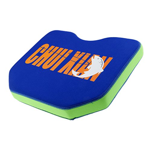 Homyl Angeln Sitzkissen für Tackle Box Sitzzubehör - Weich Kissen 31x25,5x4 cm - Blau