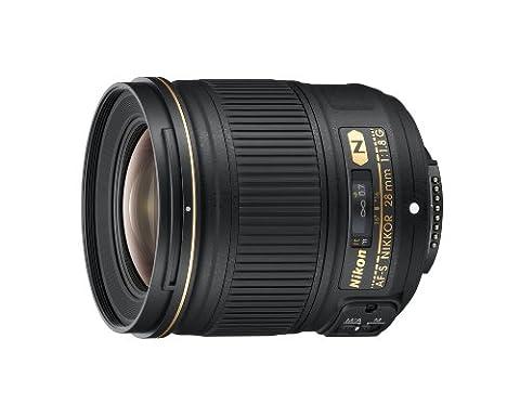 Nikon AF-S Nikkor 28mm 1:1,8G Objektiv inkl. HB-64 und CL-0915 (Nikon D2xs)