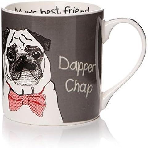 humourous Cane Tazza Dapper Chap Casey Rogers migliore amico dell