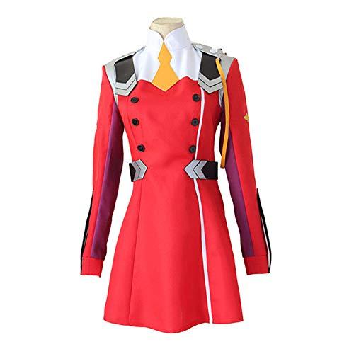 DXYQT Anime Cosplay Kostüm High School Uniform Leistung Kostüm Thema Party World Book Day Kostüme für Mädchen Full Set,Clothing Hair - Einfach Disney Themen Kostüm