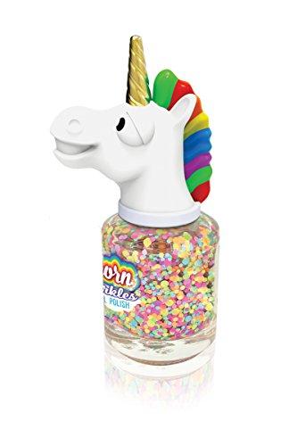 Esmalte para uñas multicolor Unicornio - Unicorn Sparkles