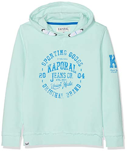 Kaporal ANOY Sweat-Shirt, Bleu Freshh, (Taille Fabricant:10...