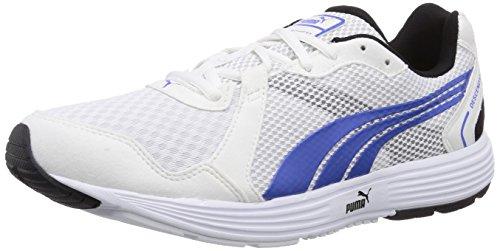 Blanco Puma Deportivas Azul 09 V2 Zapatillas Libre Blanco Abajo Hombre Al Fuerte Aire vqvSwrB