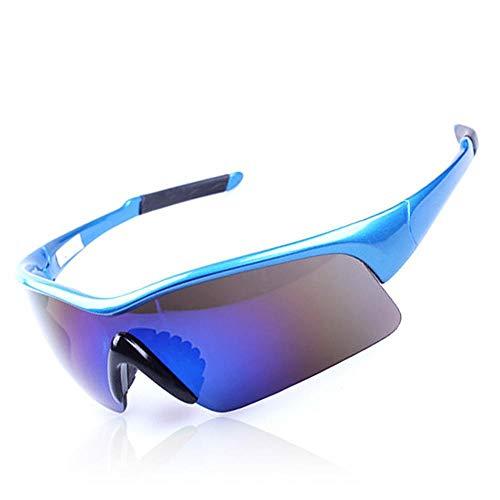 joey Herren und Damen Fashion Sonnenbrille Sport Sonnenbrille Schutzbrille Outdoor Reiten Sonnenbrille