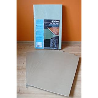 Laminate flooring underlay - green XPS Techni-Boards 6.72 sqm