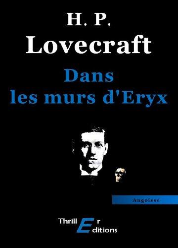 Livres Dans les murs d'Eryx epub, pdf