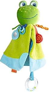 Haba 301857 sonajero - Sonajeros, Magic Frog, Niño/niña, Poliéster, 6 Mes(es), Lavado a máquina en Agua fría