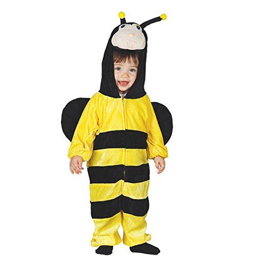 Kostüm Biene Babys Honig - Baby Hummel - Kostüm für Kinder Gr. 86 - 98, Größe:86/92