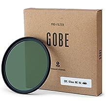 Gobe - Filtro Polarizzato Multirivestito a 16 strati CPL 67mm Tedesco SCHOTT