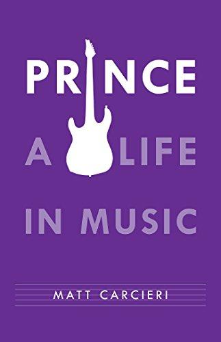 Prince: A Life in Music (English Edition) eBook: Matt Carcieri ...