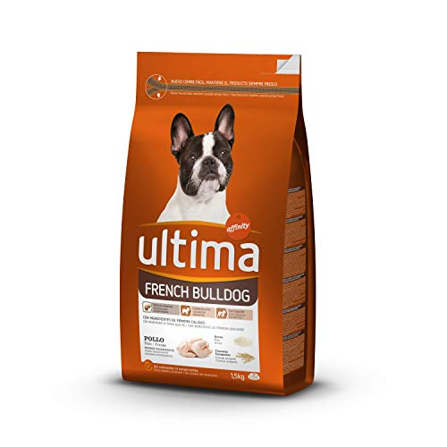Ultima Cibo per Cani French Bulldog - 1,5 kg