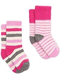 Julios calcetines del bebé - Verdadero rosa - 2-3 years
