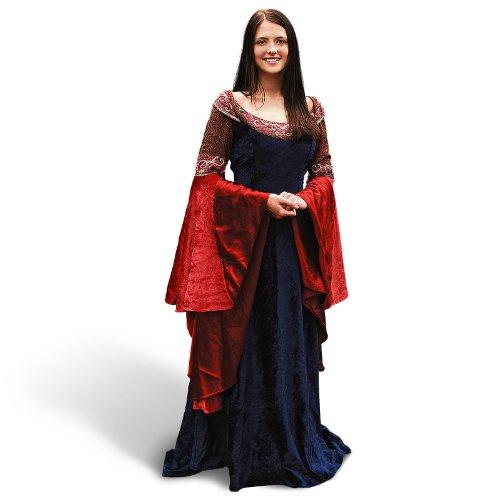 Le Seigneur des Anneaux - Robe Reine des Elfes - Costume Femme - S