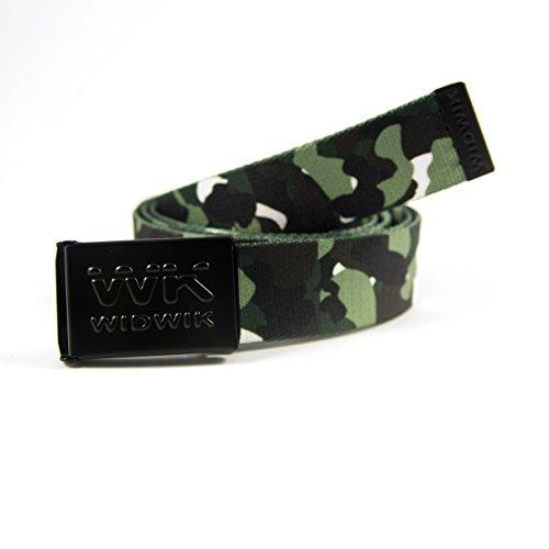 Cinturón de Tréboles San Patricio el cinto de la suerte de la marca Widwik yPg4Ela