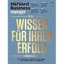 """Harvard Business Manager 10/2019 """"Wissen für Ihren Erfolg"""""""