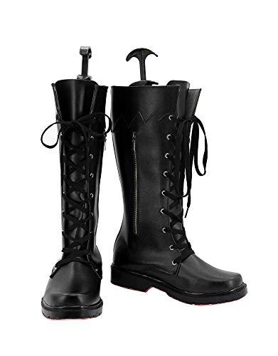 45d48bf6b77 Karnestore Final Fantasy XV Noctis Lucis Caelum Cosplay Stiefel Schuhe  Standardgröße und Maßanfertigung