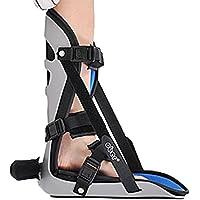 Ober AFO Knöchel Fuß-Orthese mit Stents festen Drop Fuß Orthotics Knöchelbandage Unterstützung preisvergleich bei billige-tabletten.eu