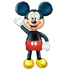 Amscan International - Globo para fiestas, diseño de Mickey Mouse