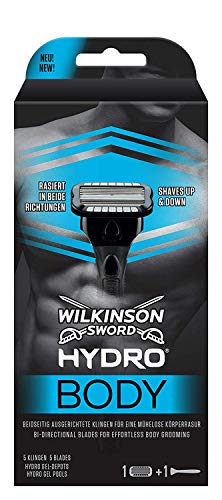 Wilkinson Sword Hydro BODY - Maquinilla Afeitadora