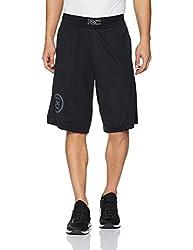 Reebok Mens Shorts (4058024552193_BQ5725_XL_BLACK)