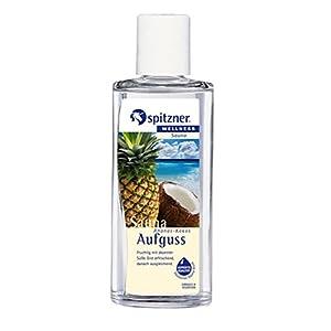 Saunaaufguss Wellness Ananas-Kokos 190 ml
