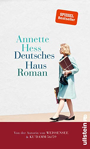 Buchseite und Rezensionen zu 'Deutsches Haus' von Annette Hess