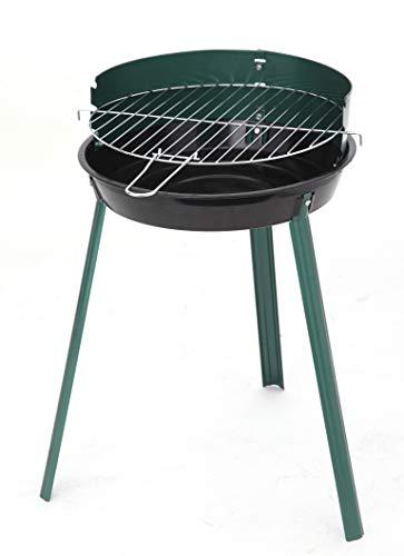 Tepro Runde Grill-Flint, grün/schwarz, one Size