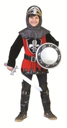 Ritter Anselm Kostüm Kinder Gr. 164 (Königs Knecht Kostüm)