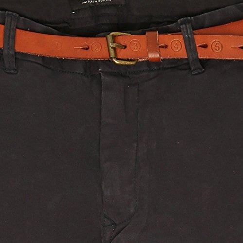 Scotch & Soda Slim Fit Chino Trousers Graphite
